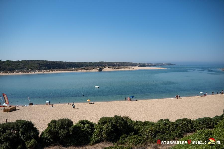 Playa de Furnas, Alentejo
