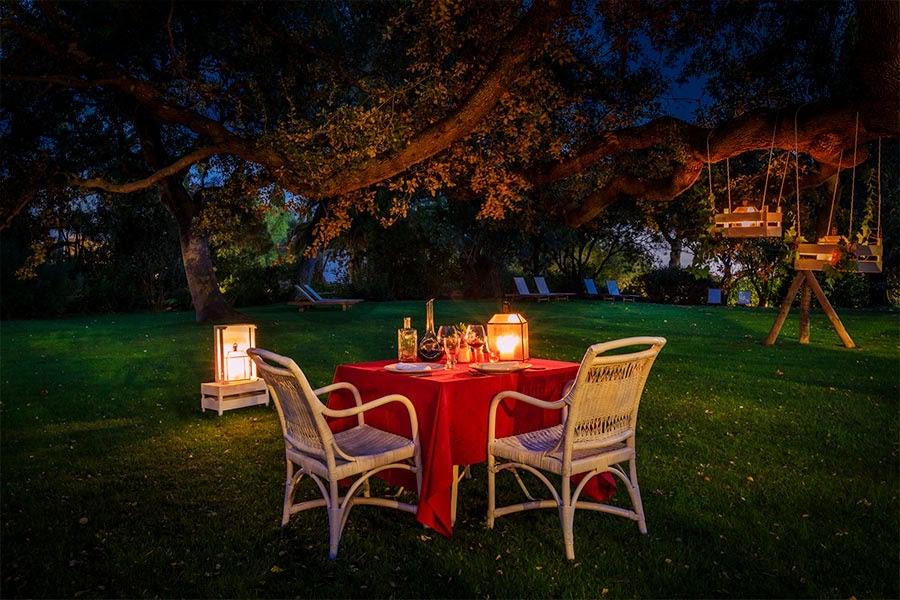 Cena en Vila Monte Farm House