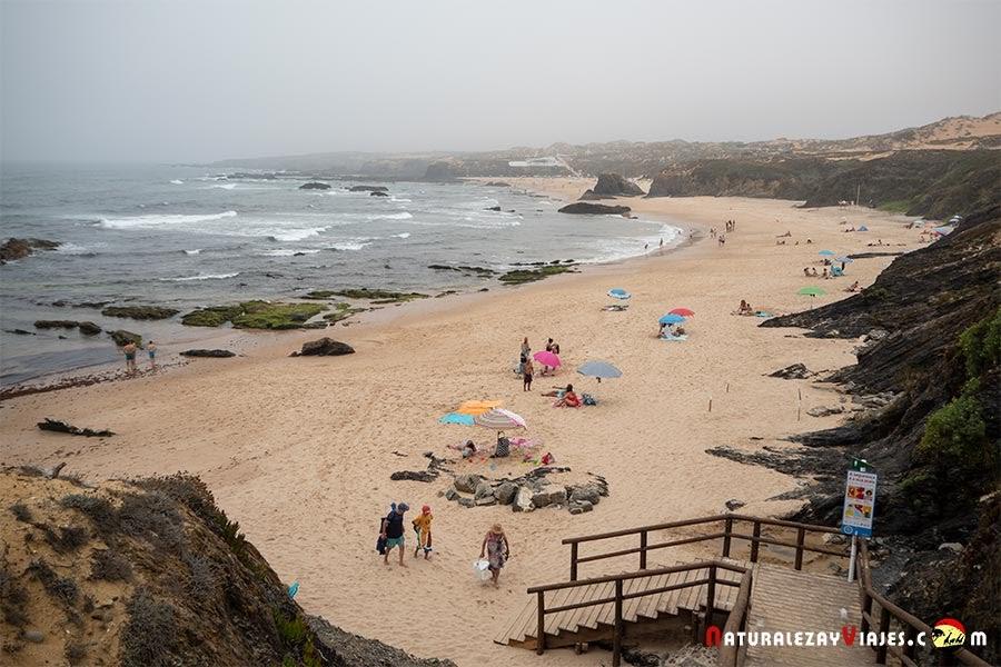 Praia Almograve, Alentejo