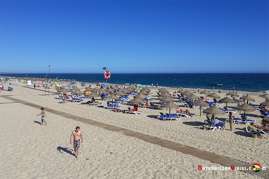 playa do cabeco Algarve