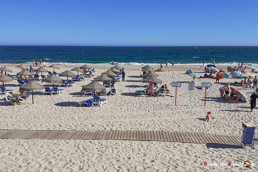 Playa do Cabeço, Algarve