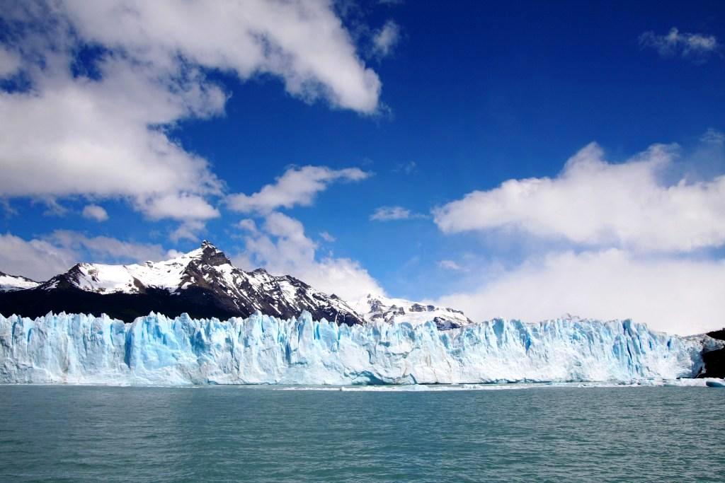 Parque Nacional los Glaciares. El Calafate, Argentina