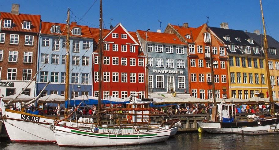 Viaje a Copenhague y Estocolmo. Primeras impresiones