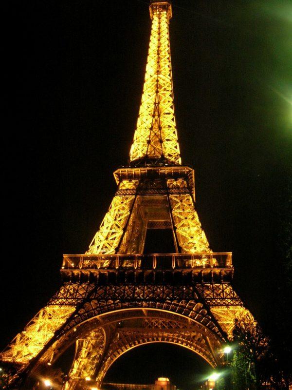 Qué ver en París en una noche