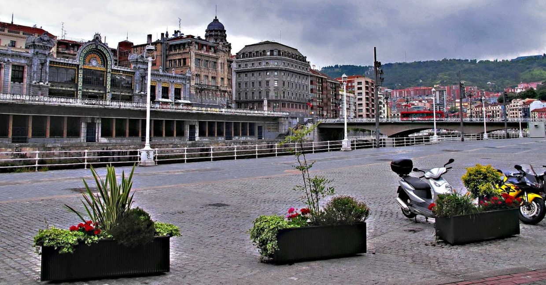 De paseo por Bilbao (País Vasco, III de VIII)