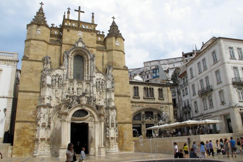 Coimbra, la ciudad del Fado y la Universidad