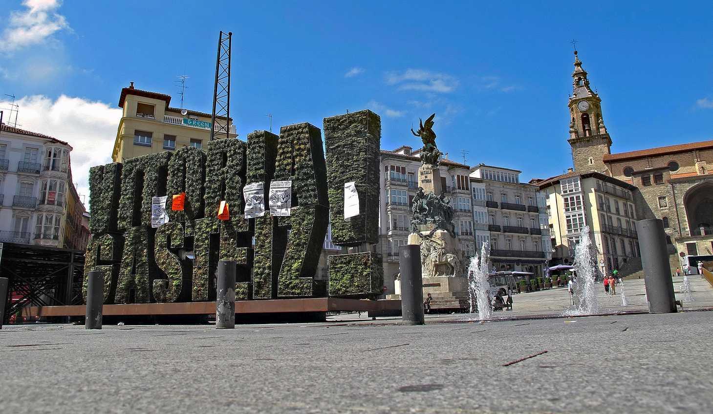 De paseo por Vitoria-Gasteiz (País Vasco VIII de VIII)