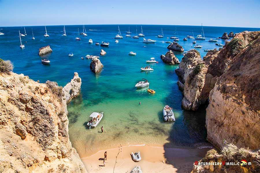 Playa del Alemán, Algarve