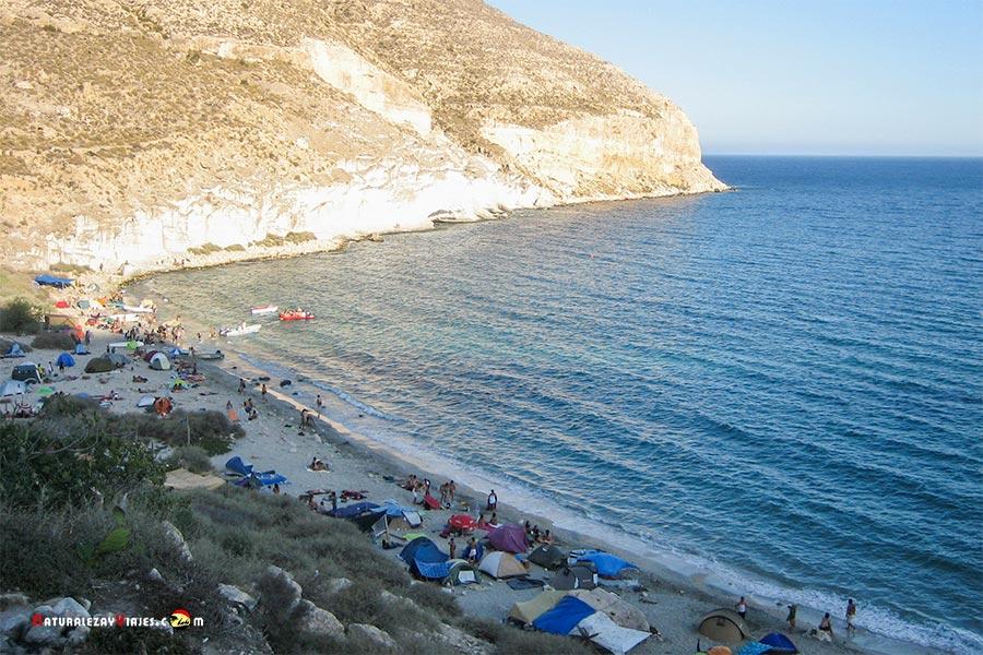 Cala San Pedro, Cabo de Gata