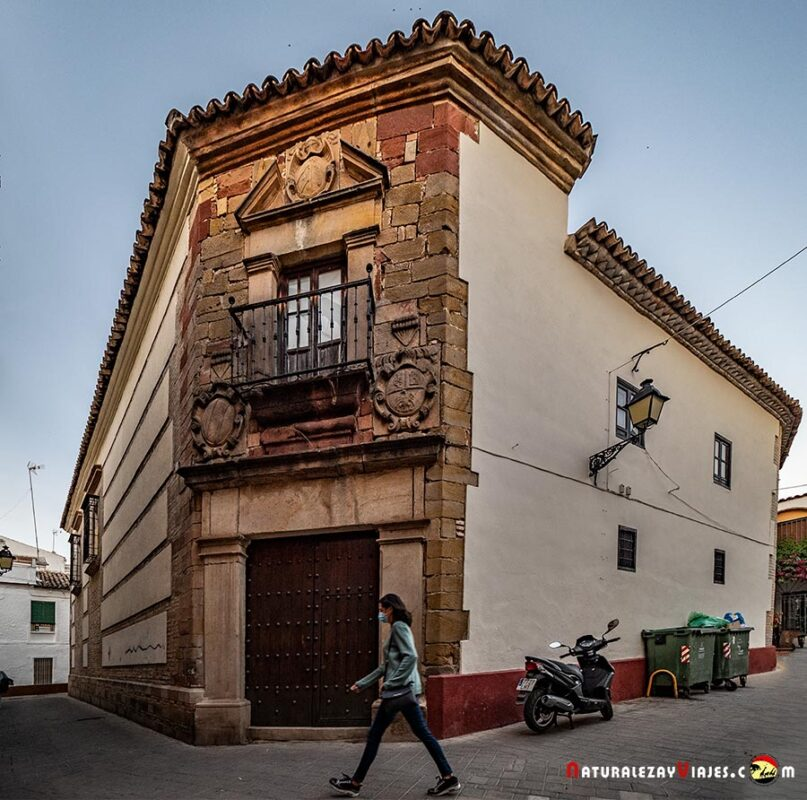 Casa José Serrano Argote, Andújar