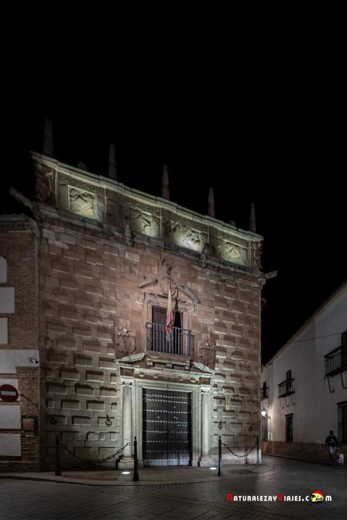 Casa de los Pérez de Vargas y Gormaz
