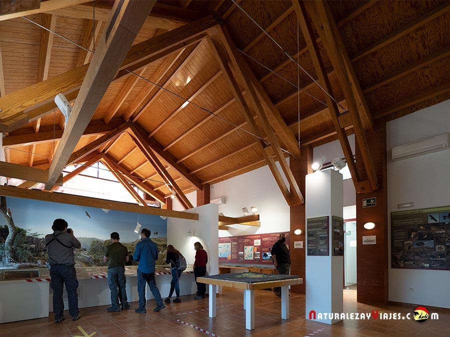 Centro visitantes Viña Peñallana, Andújar