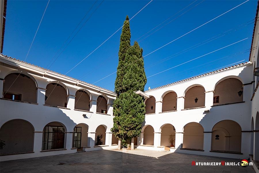 Claustro del Ayuntamiento de Ibiza