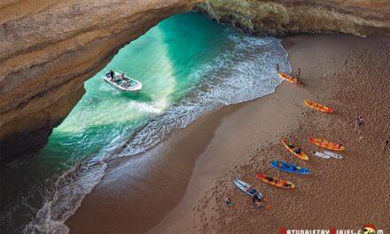 Cuevas de Benagil, cómo visitarlas