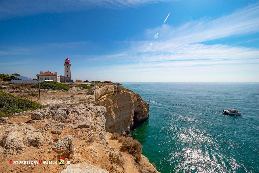 Faro de Alfanzina, Algarve