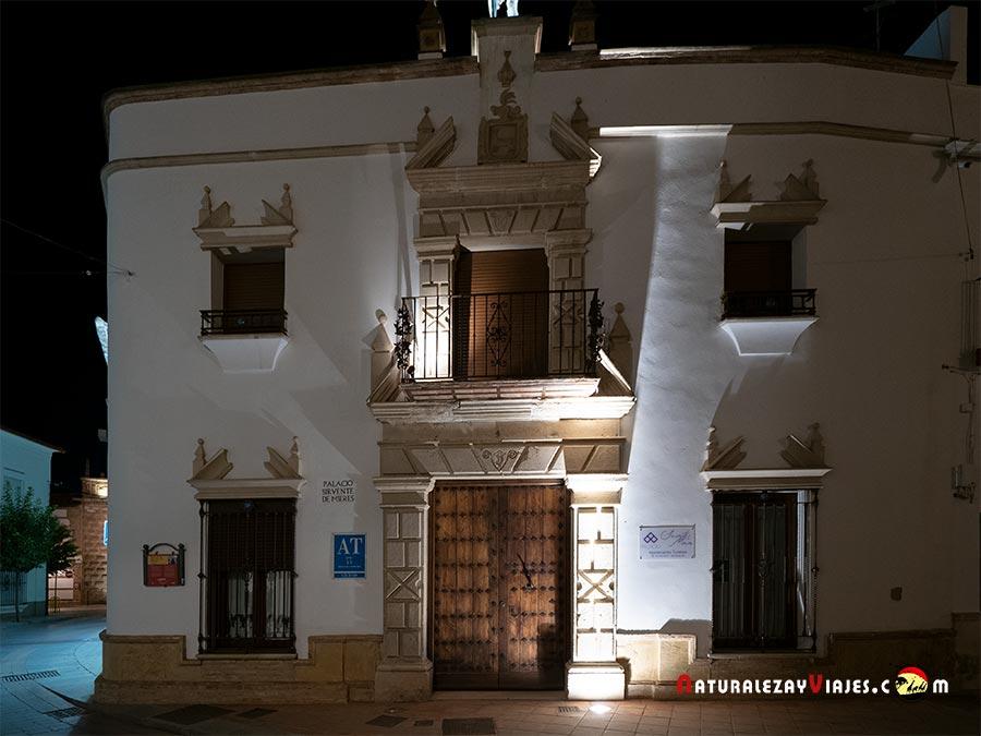 Hotel Sirviente Mieres, Andújar