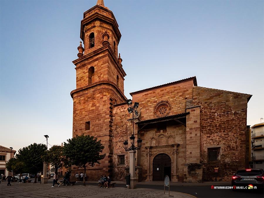 Parroquia San Miguel Arcángel, Andújar