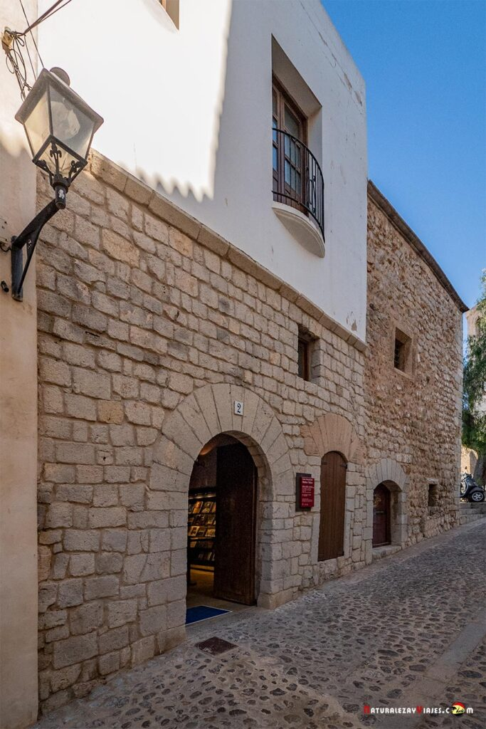 Casa de la Curia - Madina Yobisa, Ibiza