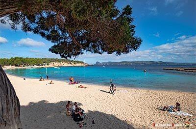 Las mejores playas y calas de Ibiza
