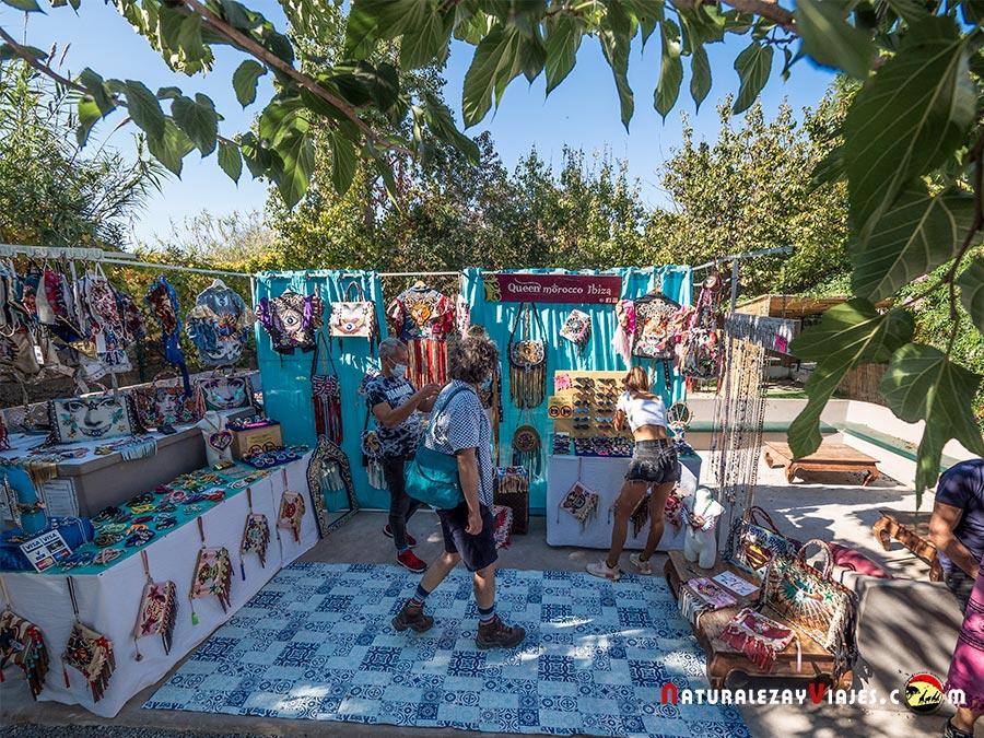 Mercadillo hippy las Dalias, Ibiza