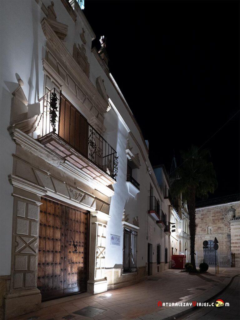 Palacio Mieres, Andújar