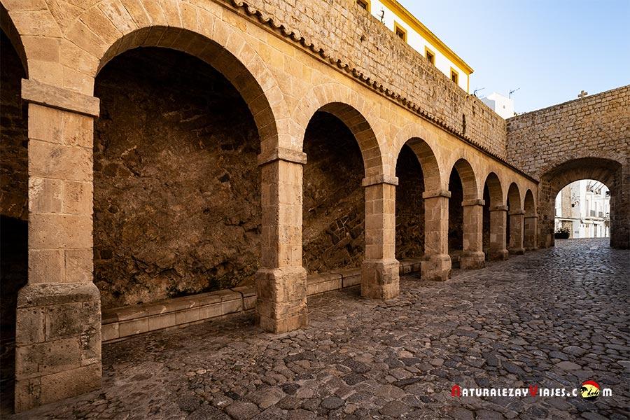 Dalt Vila, el centro histórico de Ibiza