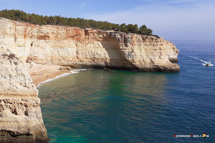 Playa da Corredoura, Algarve