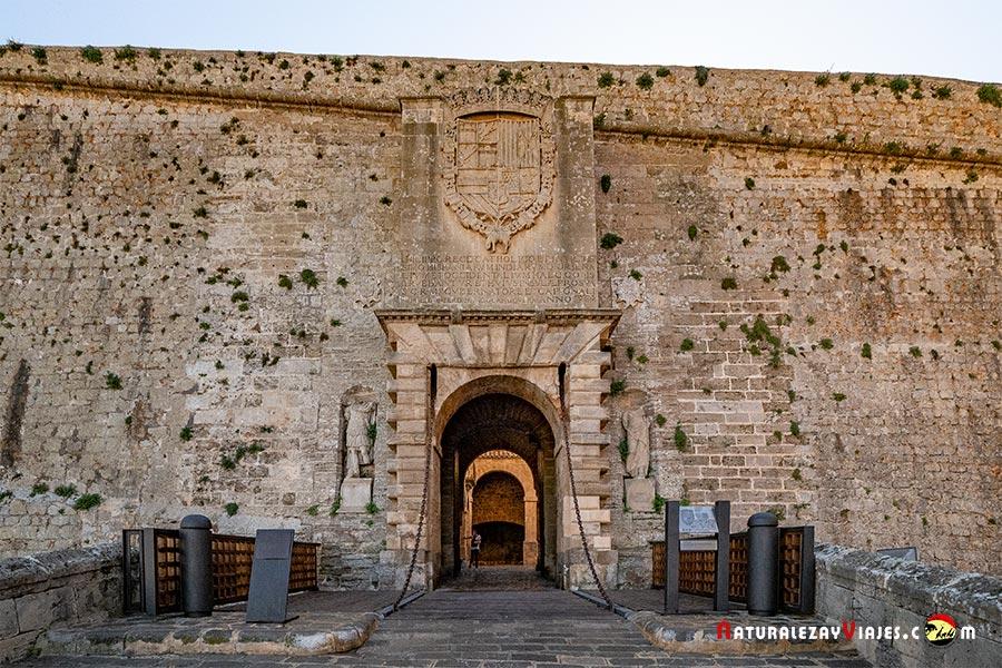 Portal de Ses Taules, Ibiza