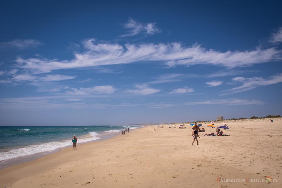 Playa Verde, de las mejores playas del Algarve
