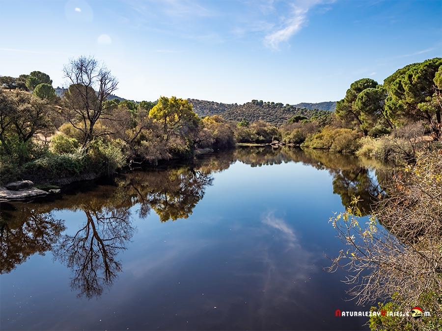 Río Jándula, Andújar