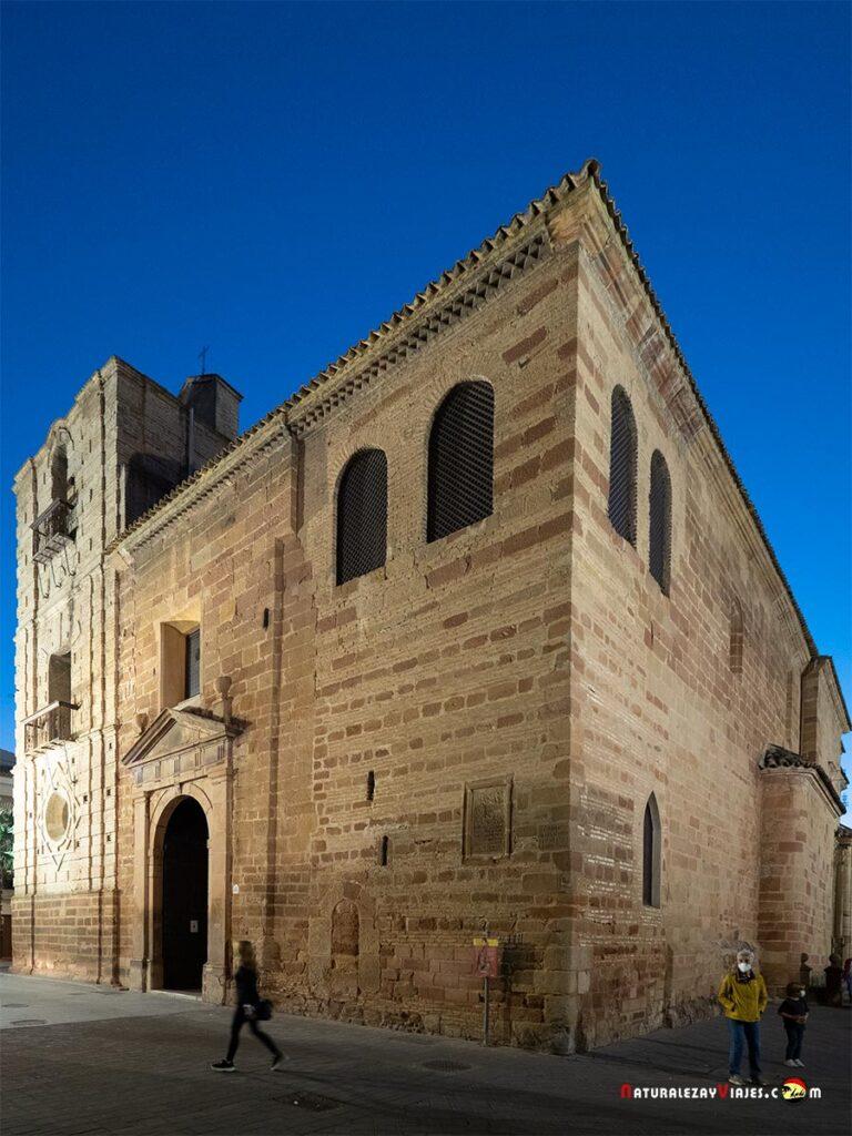 Santa María la Mayor, Andújar