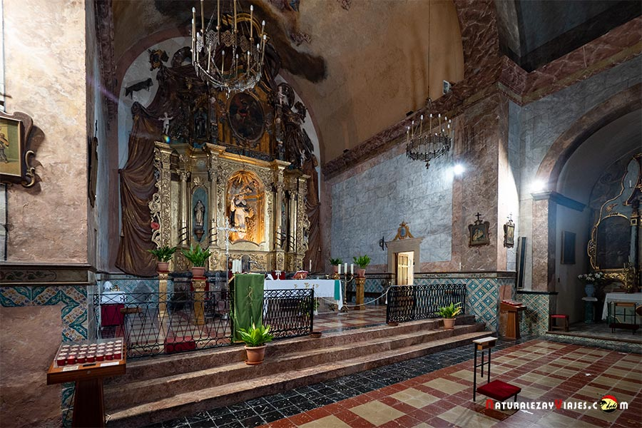 Iglesia de Santo Domingo, Ibiza
