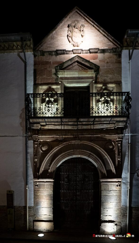 Palacio de los SEgundos Cárdenas