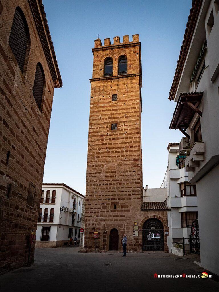 Torre del Reloj, Andújar