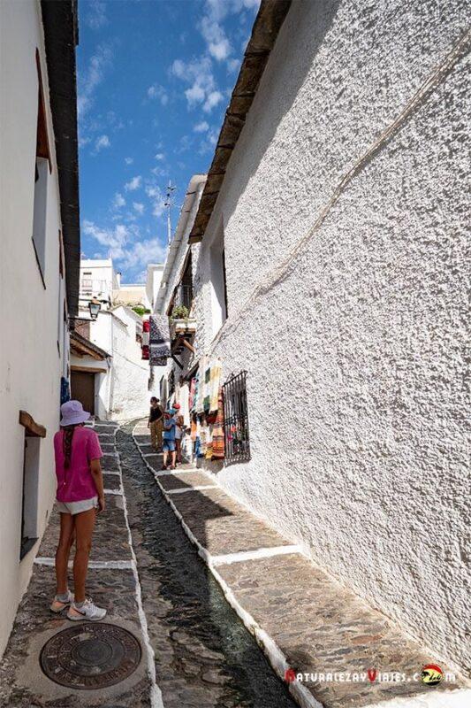 Calle Verónica, Pampaneira