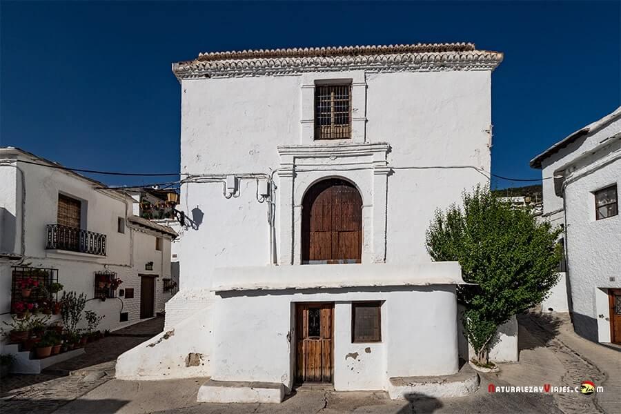Iglesia Santa María la Mayor, Capileira