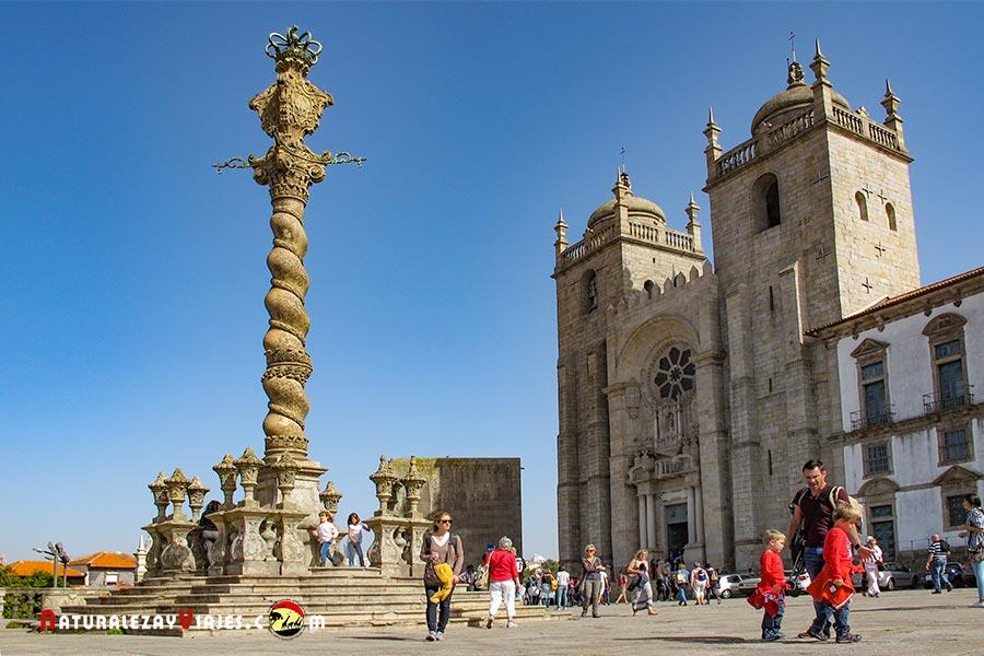 Catedral Sé, imprescindible para ver en Oporto