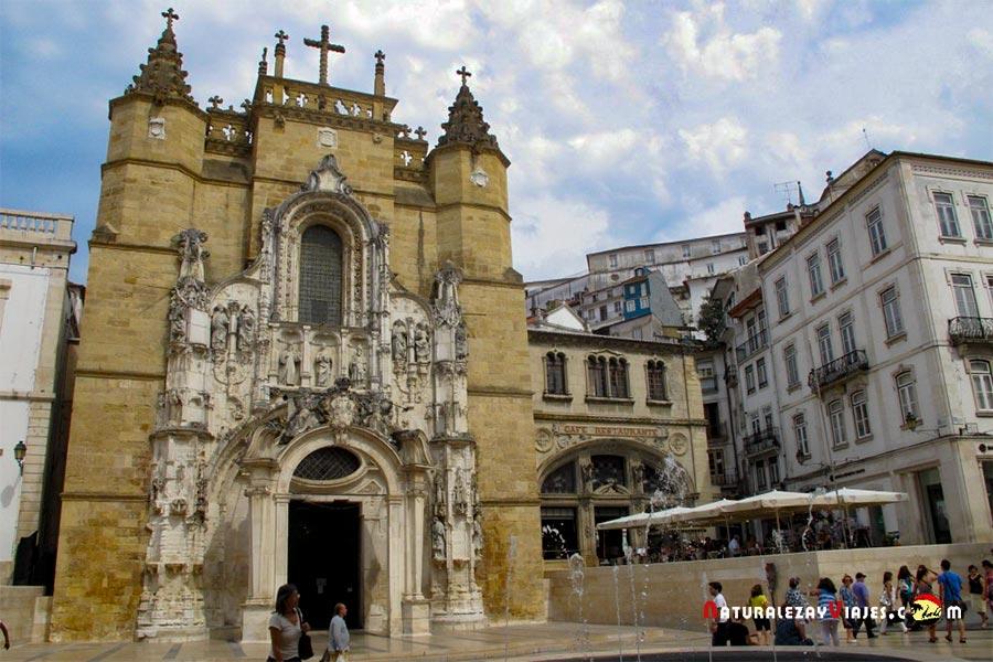 Catedral de Coimbra, Portugal