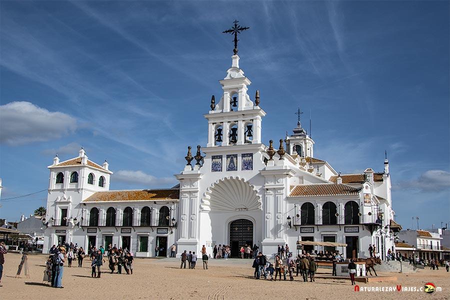 Ermita Virgen del Rocío, Doñana