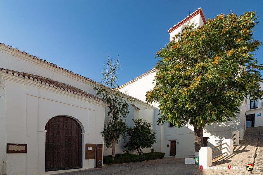Iglesia Parroquial de Nuestra Señora de la Cabeza, Capileira