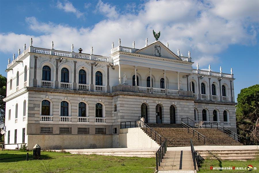 Palacio del Acebrón, Doñana