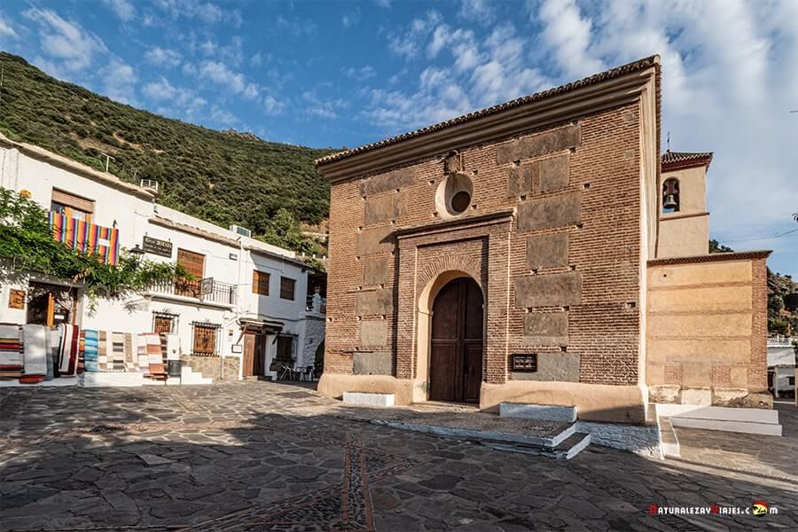 Plaza Libertad, Pampaneira Alpujarra Granada