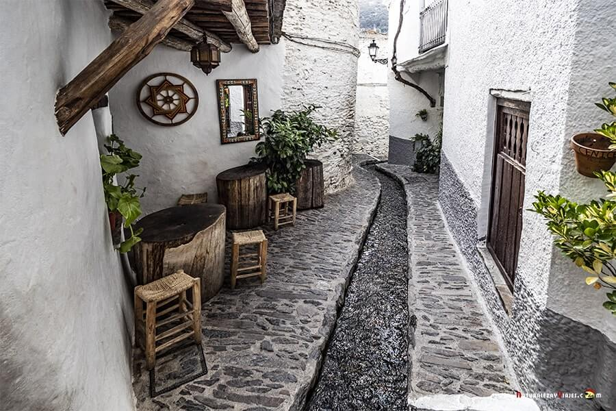 Pampaneira Alpujarra Granada
