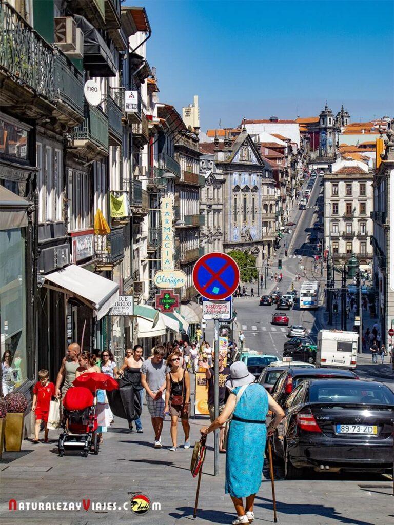 Rua Santa Catarina Oporto