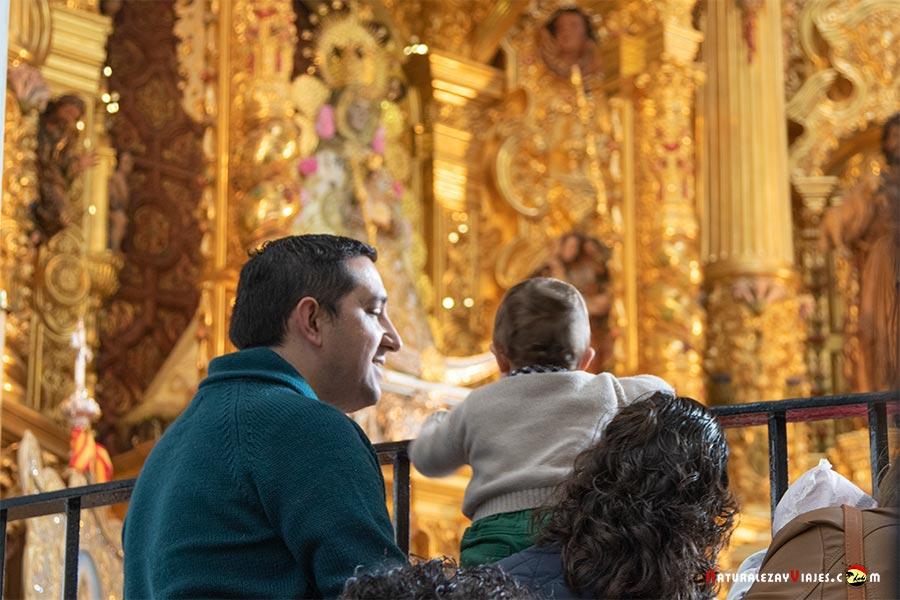 Virgen de El Rocío, Almonte