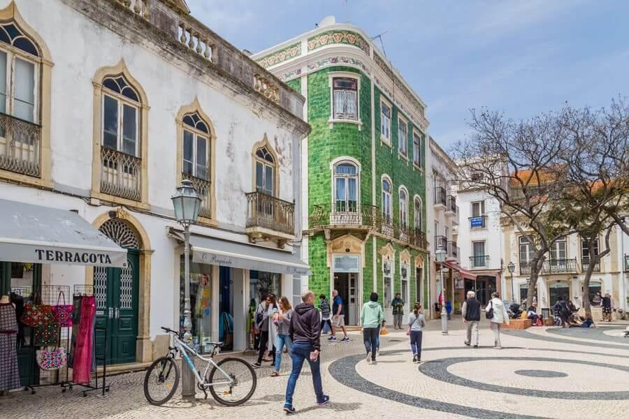 Lagos, otro de los pueblos que ver en Algarve Portugal