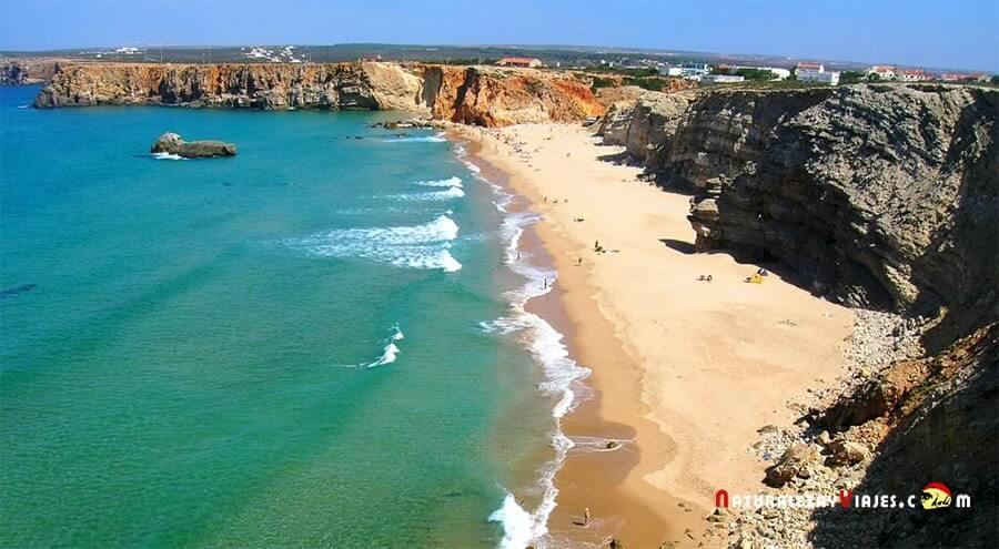 Playa Tonel Algarve