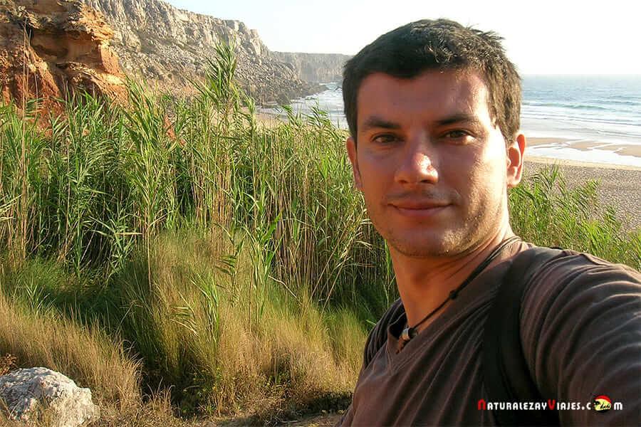 Antonio Ruiz en el Algarve