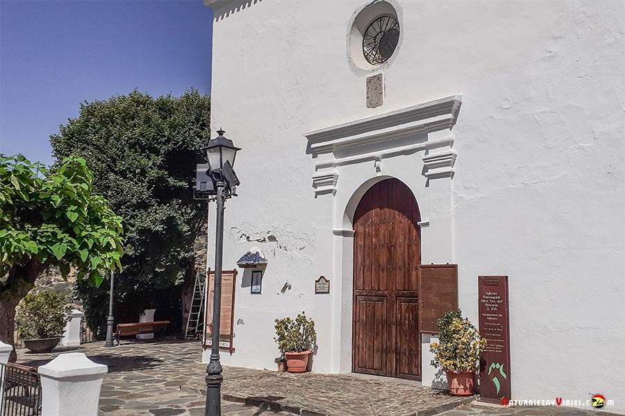 Iglesia de Bubion