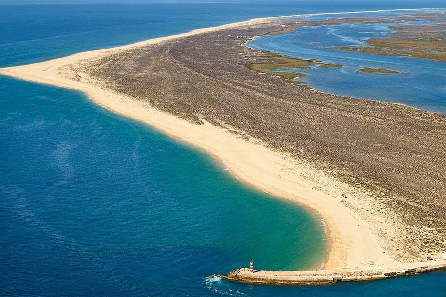 Isla Desierta Algarve